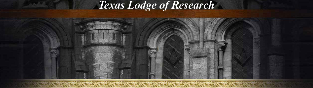 Texas Lodge of Research